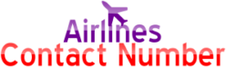 Airlines Contact Number UK Logo